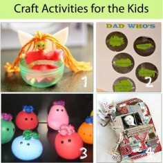 16 Crafts, Activities, and Parenting Tips {Kids Activities} – Tip Junkie