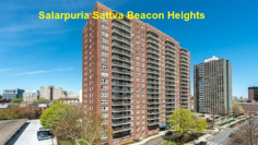 Amazing Residential Project Salarpuria Sattva Beacon Heights in Bangalore
