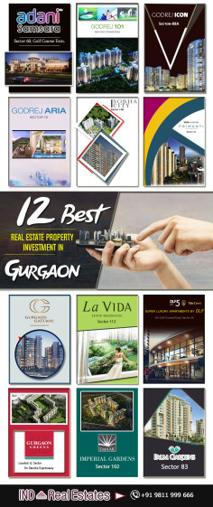 12 Best Real Estate Property Investment In Grugaon